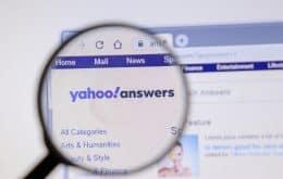 Saiba como baixar seus dados do Yahoo Respostas; prazo acaba dia 30