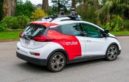 Cruise, startup apoiada pela GM, passa a valer mais de US$ 30 bilhões