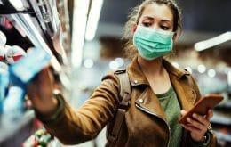 Covid-19: população pode parar de usar máscara em breve nos EUA