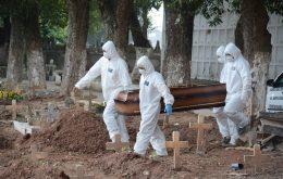 Morre primeiro paciente Covid-19 com suspeita de fungo negro em Campo Grande
