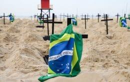 Covid-19: Brasil tem 2 mil mortes nas últimas 24 horas; total ultrapassa 383 mil