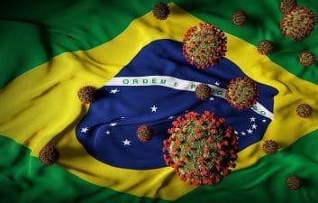 Covid-19: Brasil tiene más de 3 muertes en las últimas 24 horas; total supera los 368 mil