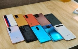 Top 10 de celulares Android mais poderosos até março é divulgado
