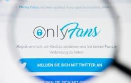 OnlyFans suspende proibição de pornografia após reações negativas
