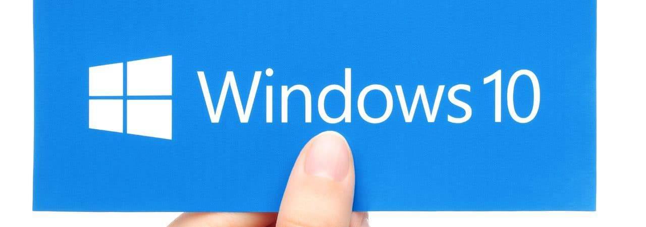 Ilustração do Windows 10