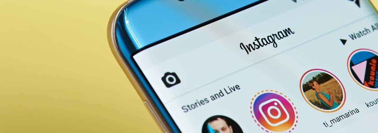 Ilustração dos Stories do Instagram