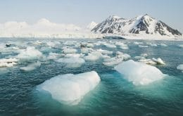 Arctic warms three times faster than the rest of the planet