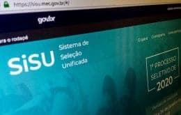 Inscrições do Sisu 2021.2 começam nesta terça-feira (3)