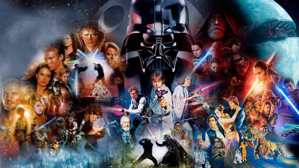 Qual a ordem certa para assistir os filmes de 'Star Wars'?. Imagem: jeffersonvietanhday.medium/Reprodução