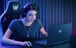 Acer anuncia três notebooks para gamers com os novos chips da Intel