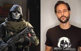 Activision demite Jeff Leach, ator de 'Call of Duty', após comentários sexistas