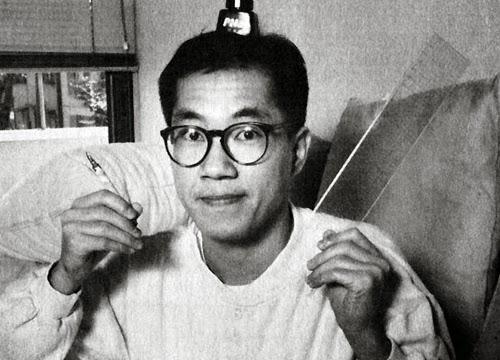 Akira Toriyama, em 1986, Imagem: Toei Animation Archives | Animation Magazine