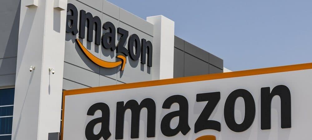 Amazon. Imagem: Shutterstock