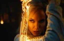 'Os Eternos': Marvel divulga pequeno trailer e primeiras imagens do filme