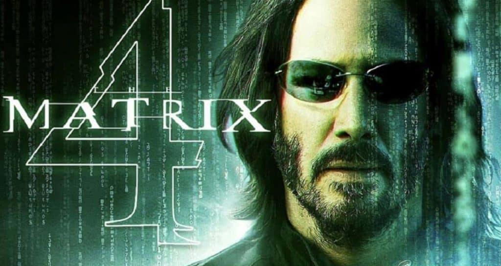Arte feita por fã para 'Matrix 4'. Imagem: Redes Sociais/Reprodução