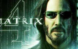 Salário de Keanu Reeves em 'Matrix 4' é igual ao de 1999