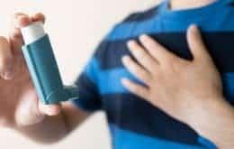 Tomografia indica possíveis danos nos pulmonar em pacientes com asma