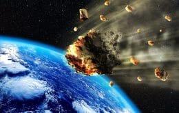 Asteroide quase atingiu a Terra nesta segunda-feira (25)
