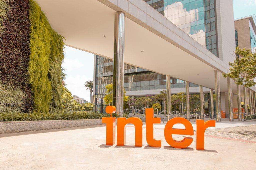 Fachada do Banco Inter