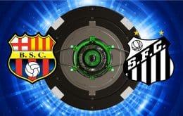 Barcelona de Guayaquil x Santos: como assistir ao jogo da Libertadores 2021