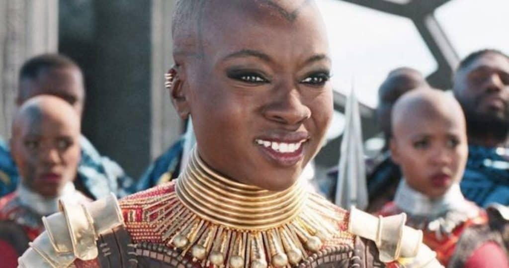 Danai Gurira pode estrelar a série sobre Wakanda no Disney+, diz site. Imagem: Marvel Studios/Divulgação