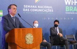 Bolsonaro quer alterar Marco Civil da Internet para incluir redes sociais