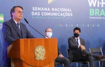 Bolsonaro quiere cambiar Marco Civil da Internet para incluir redes sociales