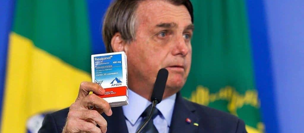 Bolsonaro - Cloroquina