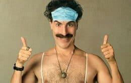 'Borat Supplemental Reportings': filme surpresa do personagem ganha trailer