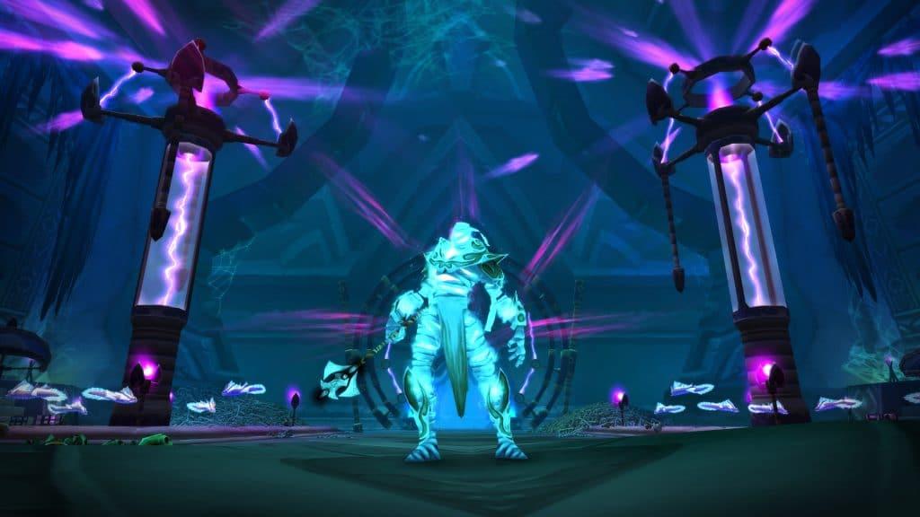 World of Warcraft: Burning Crusade Classic' será lançado em 1 de junho. Imagem: Blizzard/Divulgação
