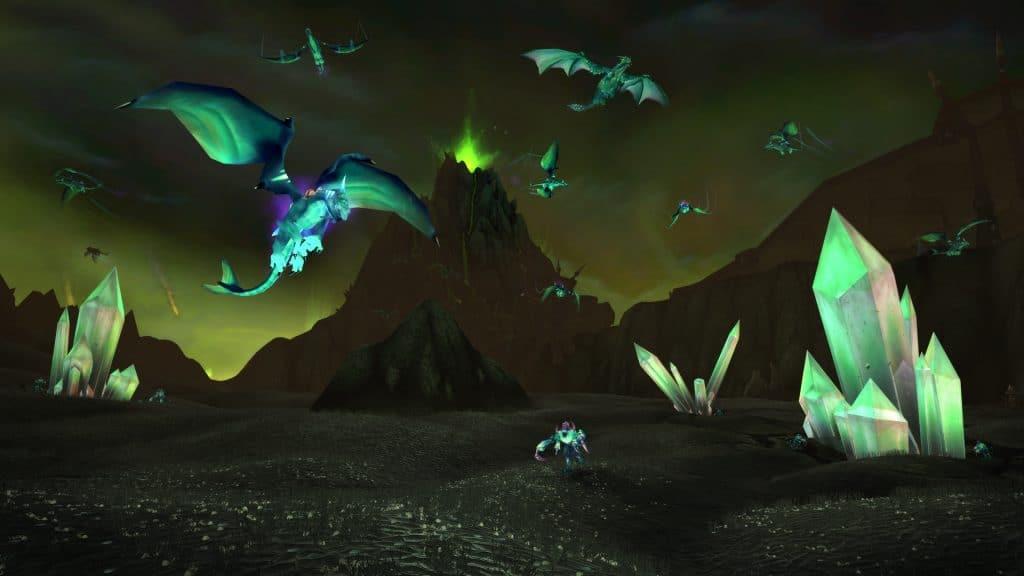World of Warcraft: Burning Crusade Classic' traz atualizações, porém mantém aspectos originais da DLC de 2007. Imagem: Blizzard/Divulgação
