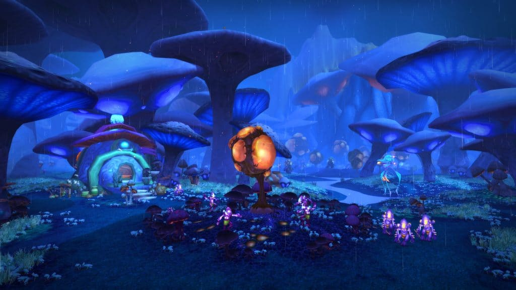 World of Warcraft: Burning Crusade Classic' é adaptação da primeira expansão do jogo, lançada em 2017. Imagem: Blizzard/Divulgação