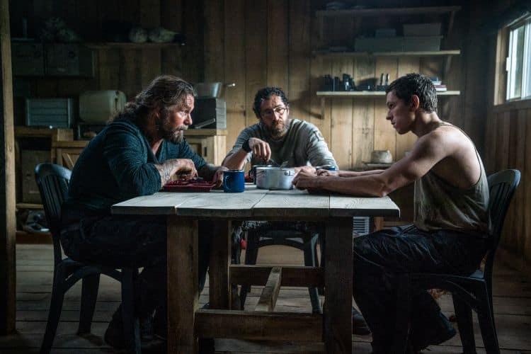 Cena de 'Mundo em Caos' (2021). Imagem: Lionsgate/Divulgação