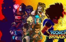Jogo brasileiro inspirado em 'Street Fighter' e 'Fatal Fury' busca financiamento