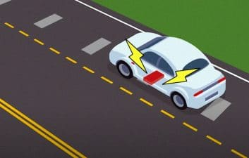 Scientists develop road that charges electric cars by induction