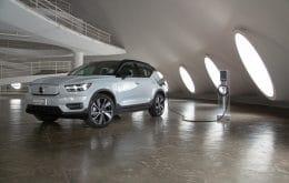 Volvo XC40 Recharge: SUV elétrico já pode ser encomendado no Brasil