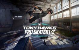Review: 'Tony Hawk's Pro Skater 1 + 2' traz de volta nostalgia e é mais desafiador