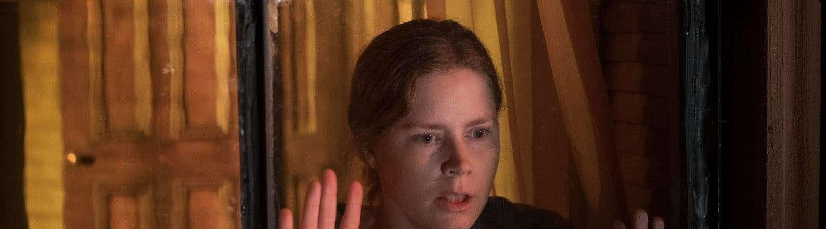 A Mulher na Janela - Fotos da produção