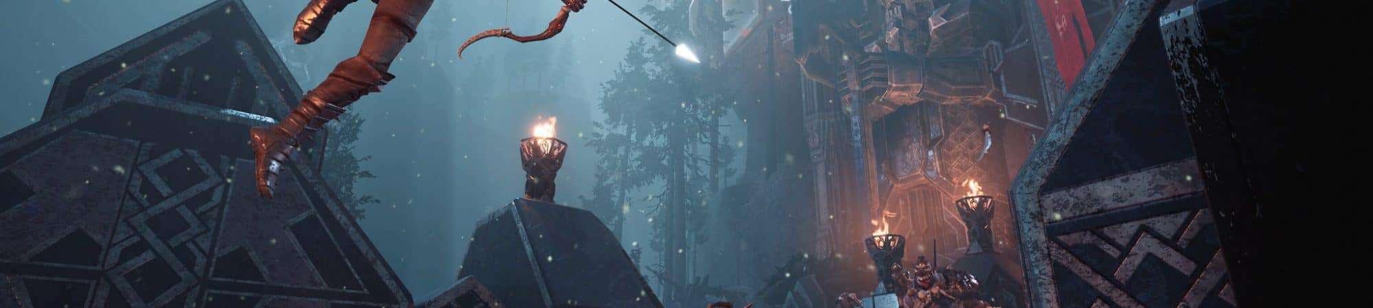 Jogo oferece modo cooperativo para até quatro jogadores.