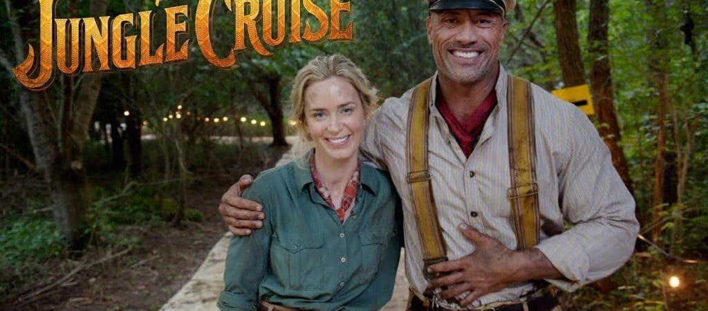 Disney Jungle Cruise - Disclosure