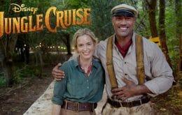 'Jungle Cruise' ganha data de estreia dupla no Brasil