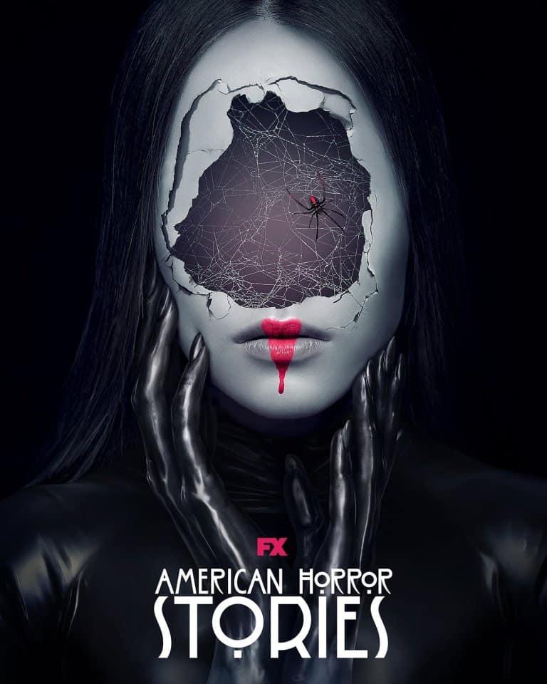 Primeiro poster de 'American Horror Stories'. Divulgação: Hulu/Disney/FX