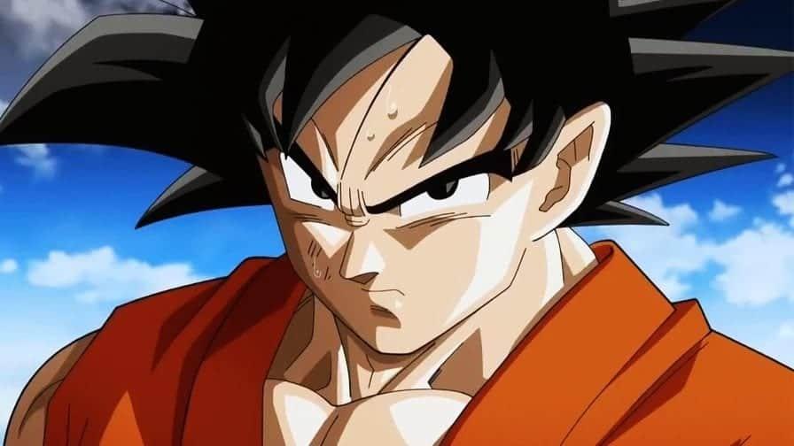 Goku em 'Dragon Ball Super'. Imagem: Toei Animation/Divulgação