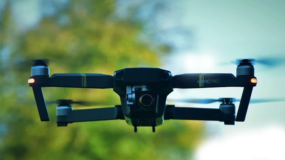 Drone Marinha dos EUA trabalha em drone para matar pássaros selvagens em ninhos