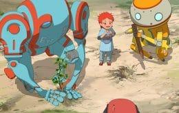 Diretor de 'Fullmetal Alchemist' e roteirista de 'Shin-chan' se juntam em anime da Netflix