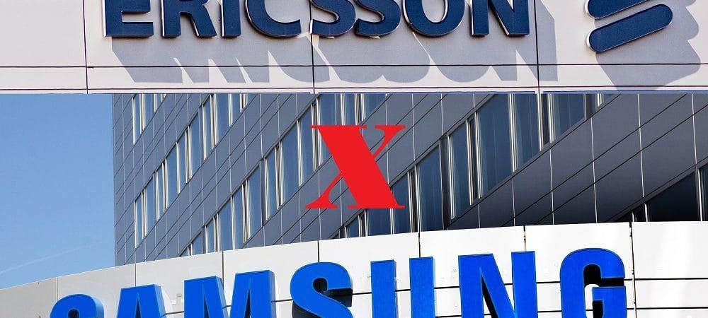 Ericsson. Imagem: Shutterstock e montagemOD