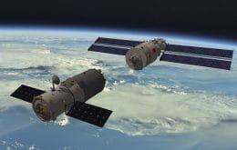 Rússia quer enviar cosmonautas à estação espacial chinesa