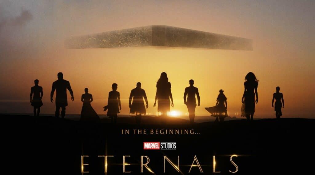 Assista ao teaser trailer de 'Os Eternos'. Imagem: Marvel Studios/Divulgação