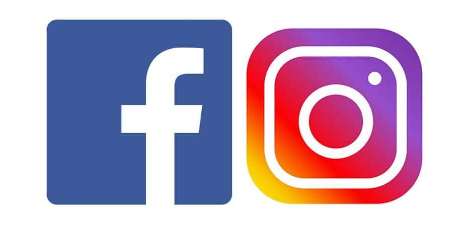 Instagram já tem 35% mais audiência que Facebook. Imagem: Montagem/Olhar Digital