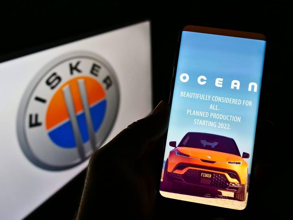 Fisker assina acordo com Foxconn. Imagem: Shutterstock